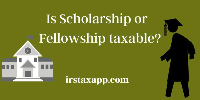 scholarship tax
